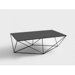 Stół kawowy DARYL METAL 140