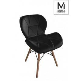 Krzesło Klipp (czarne) Modesto Design