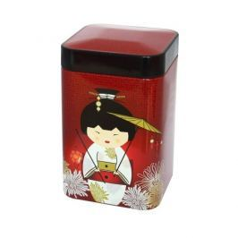Puszka na herbatę 100 g Eigenart Kimono czerwona EA-3040412