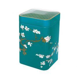 Puszka na herbatę 100 g Eigenart Kwiat Wiśni turkusowa EA-3465533