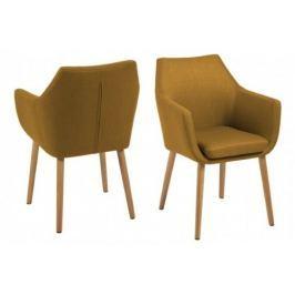 Krzesło Nora (curry) Actona