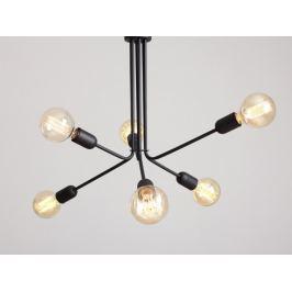 Lampa wisząca VANWERK 51 - czarny